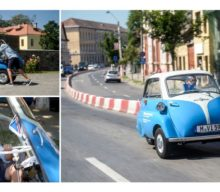Test Isetta 250: Speed. Not important.