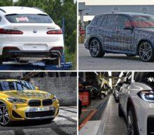 BMW confirmă: 2018 va fi anul modelelor X!