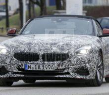 Viitorul BMW Z4 își scoate la purtare nasul de serie