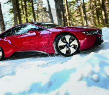 Test BMW i8 Protonic Red Edition: Roșie ca focul