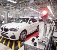 Prima generaţie BMW X4 pe final de producţie – 200.000 de unități produse