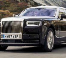 Noul Rolls-Royce Phantom debutează la Salonul Internaţional de Automobile Bucureşti 2018