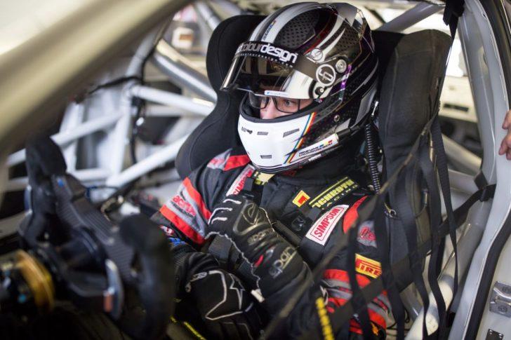 Răzvan Umbrărescu atacă al doilea sezon în seria europeană GT4 cu BMW M4 GT4