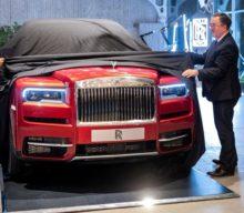 Rolls-Royce Cullinan a debutat oficial în România