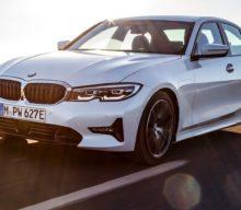 Mai sportiv şi mai eficient ca niciodată prin tehnologia BMW eDrive de ultimă oră: noul BMW 330e Sedan