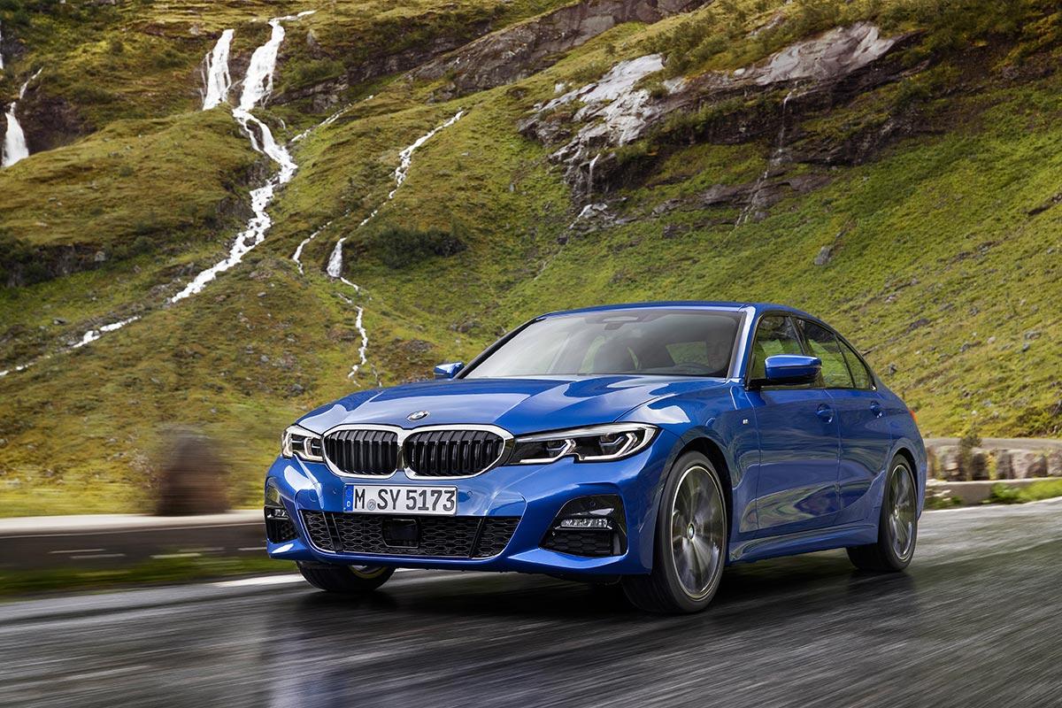 Preț pentru noul BMW Seria 3 în România