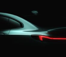 Primul teaser oficial cu BMW Seria 2 Gran Coupe