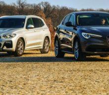 Test Drive: BMW X3 xDrive 30d vs. Alfa Romeo Stelvio 2.0 Turbo – La vita è schön!