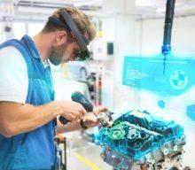 Realitatea virtuală şi cea augmented deschid noi căi pentru sistemul de producţie BMW Group