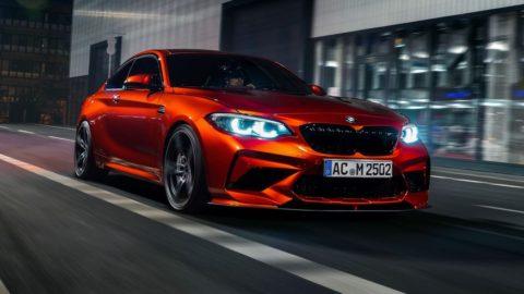 VIDEO: AC Schnitzer a convins BMW M2 Competition să livreze 500 CP