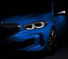 Noul BMW Seria 1 dezvăluit oficial… aproape integral