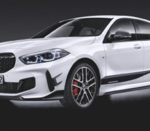 Accesorii M Performance pentru noul BMW Seria 1 disponibile încă de la lansarea pe piaţă
