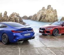 VIDEO: BMW M8 Coupé și Cabriolet debutează cu versiuni de 600 și 625 CP