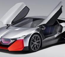 VIDEO: BMW Vision M NEXT ar putea intra în producția de serie peste 3 ani