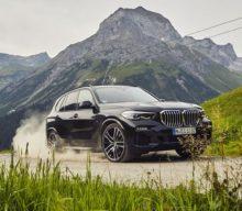 Noul BMW X5 xDrive45e, pregătit de debut pe piaţa din România
