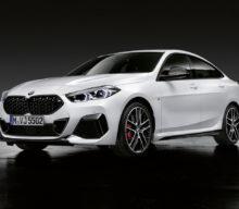 Accesoriile originale M Performance evidențiază caracterul sportiv al noului BMW Seria 2 Gran Coupé