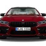 BMW M8 Competition Gran Coupe (F93) - BMW Individual Aventurine Red - 2