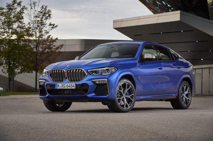Noul BMW X6 1