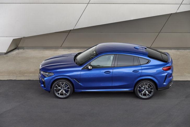Noul BMW X6 3
