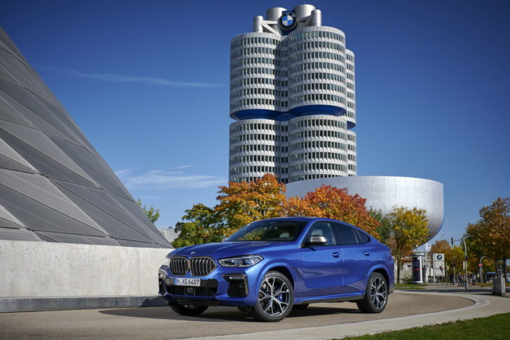 Noul BMW X6 9
