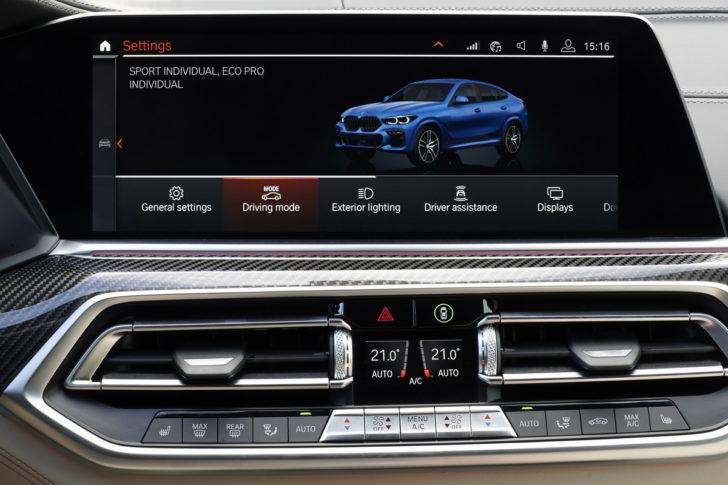 Noul BMW X6 5