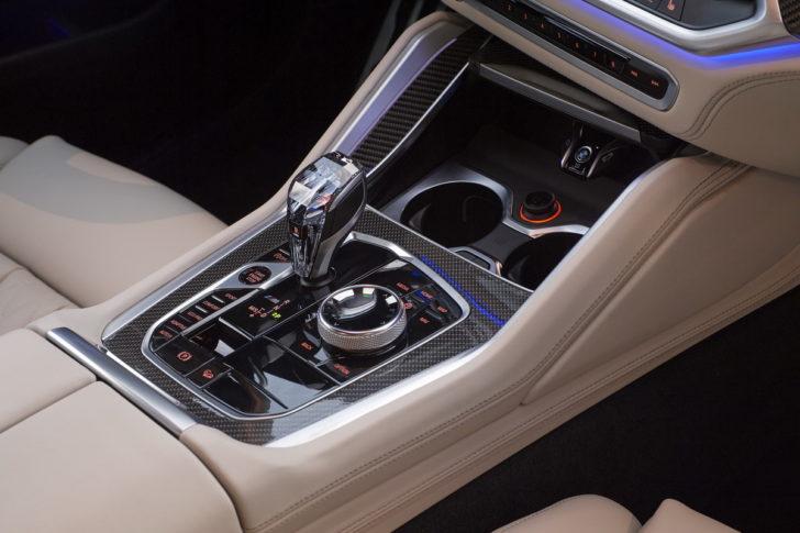 Noul BMW X6 8