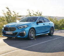 PREMIERĂ: Primul BMW Seria 2 Gran Coupé (F44) din istorie
