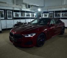 Lansarea națională a noului BMW Seria 8 Gran Coupe