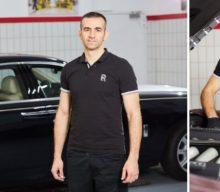 Primul Rolls-Royce Motor Cars Master Technician din România