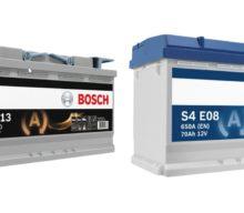 Recomandări pentru întreținerea acumulatorilor, oferite de specialistul Bosch