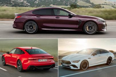 BMW M8 Gran Coupe vs concurența