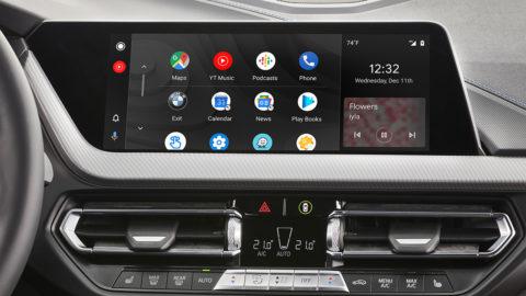 Android Auto disponibil wireless și pentru BMW. În sfârșit!
