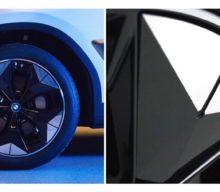 Noi soluţii de jante aerodinamice pentru modelul electric BMW iX3