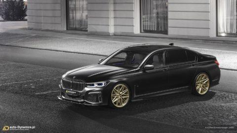 BMW M760Li xDrive by auto-Dynamics.pl: Puterea atracției