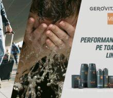 Gama Gerovital Men – Performanță pe toată linia pentru îngrijirea tenului