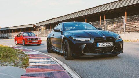 VIDEO: BMW şi brandul de fashion Kith au creat o ediţie limitată a lui BMW M4 Competition Coupé cu tracțiune M xDrive