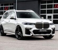 G-POWER crește resursele lui BMW X7 M50d la 480 CP