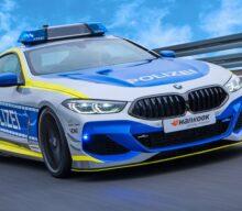 VIDEO: AC Schnitzer a pregătit o mașină de poliție cu 620 CP pentru campania TUNE IT! SAFE!