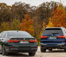 [VIDEO] BMW X7 sau Seria 7? Ce alegi?