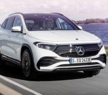 Mercedes-Benz EQA aduce 190 de cai electrici și autonomie de 426 km. Cum vor răspunde BMW iX1 și iX2?