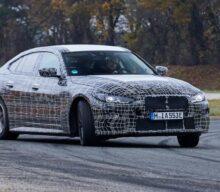 Experienţa dinamică în BMW i4 – mult mai mult decât simpla acceleraţie în linie dreaptă