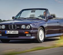 Povestea primului BMW M3 Cabriolet