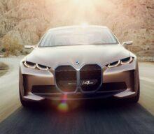 Divizia BMW M va lansa în 2021 primul model electric de performanță din istoria sa