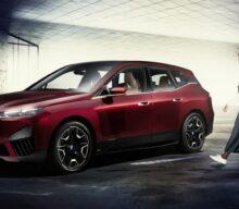 BMW anunţă BMW Digital Key Plus, cu tehnologie Ultra-Wideband, care vine odată cu BMW iX
