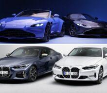 Ar trebui să ofere BMW o alternativă mai timidă pentru grila uriașă, așa cum face Aston Martin?