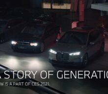 """VIDEO: BMW 760Li din 2002 și BMW iX se contrazic despre """"Marketing bullshit"""" și iDrive"""