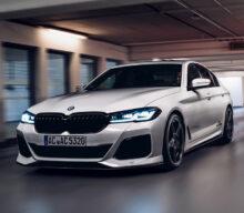 AC Schnitzer oferă un boost de putere și caracter sportiv pentru facelift-ul lui BMW Seria 5