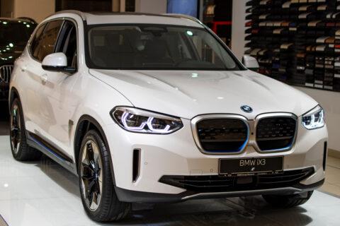 Noul BMW iX3