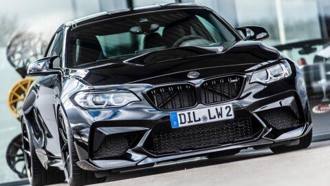 BMW M2 Competition la superlativ: LIGHTWEIGHT PERFORMANCE Finale Edition descătușează 741 CP!