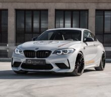 VIDEO: Ediția limitată G-POWER G2M ridică puterea lui BMW M2 Competition la 550 CP